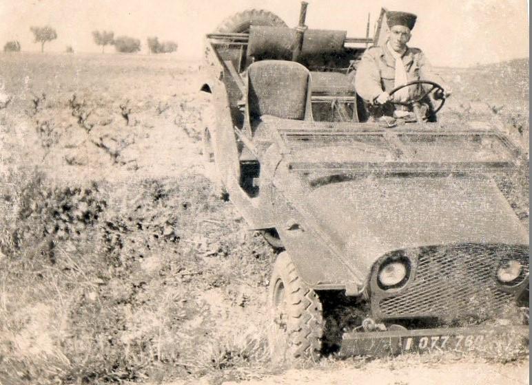 identification/insigne/troupes d'affrique/AFN/vehicules Vlrd5310