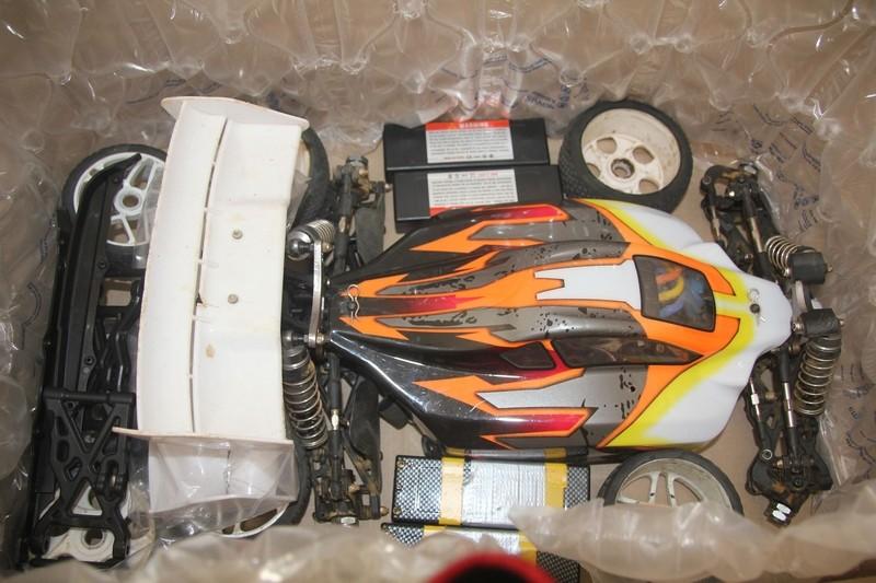 Buggy Ansmann racing Deuce E 1/8 Img_5412