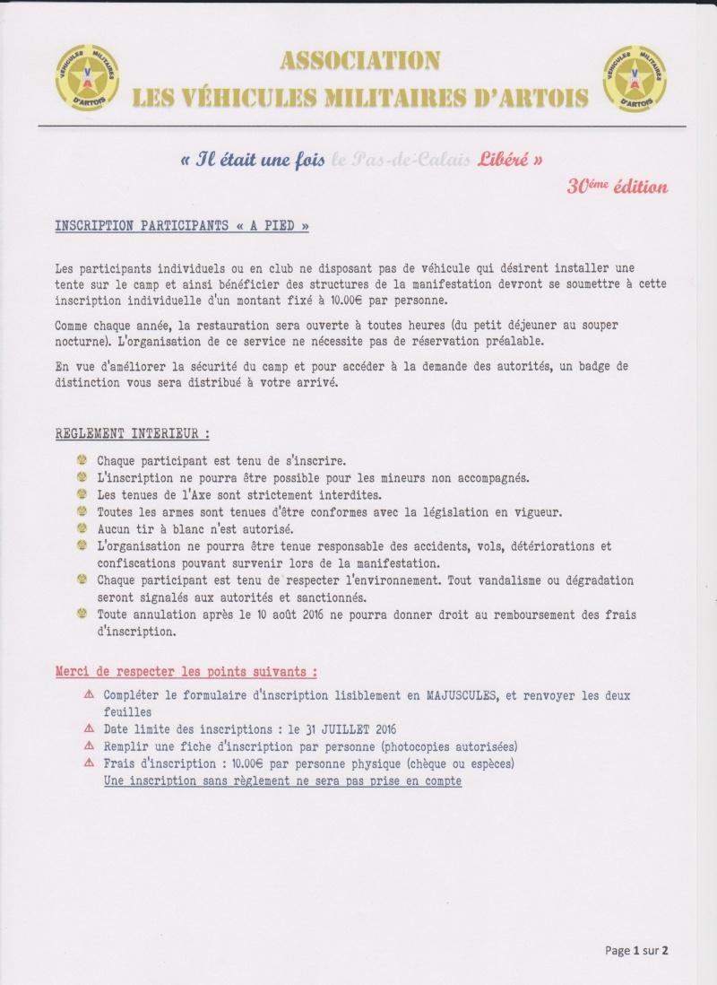 Bulletins d'inscriptions Bullet13