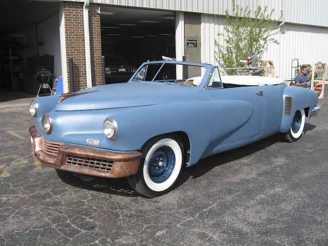 Tucker 1948 convertible! 14072110