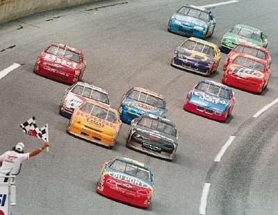 NASCAR histoire en pics 1995-n10
