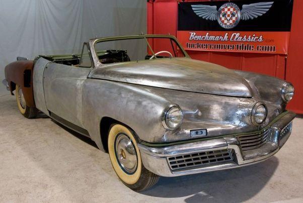 Tucker 1948 convertible! 29004711