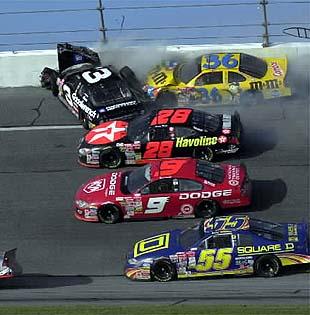 NASCAR histoire en pics 7796810