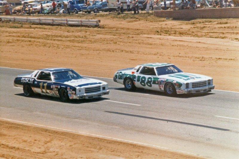 NASCAR histoire en pics 77race10