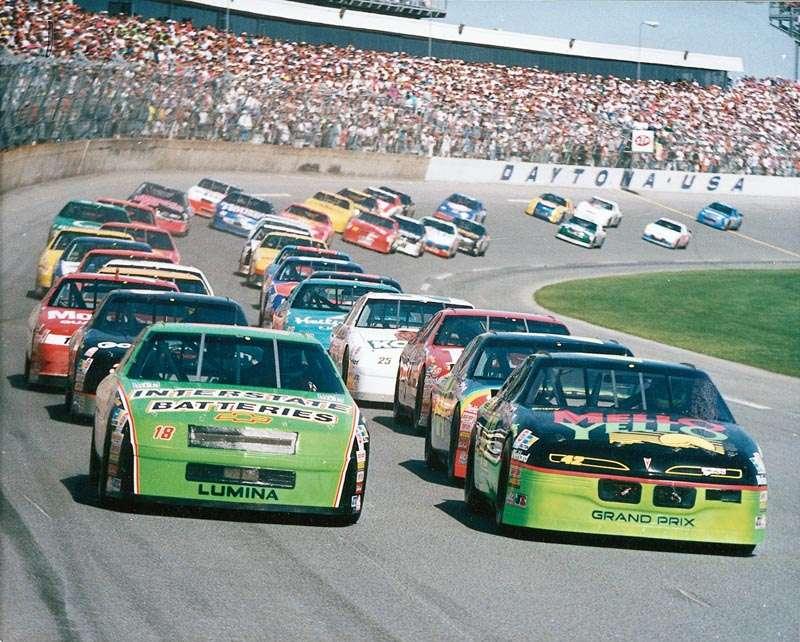 NASCAR histoire en pics 92race10