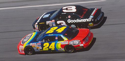 NASCAR histoire en pics Gordon10