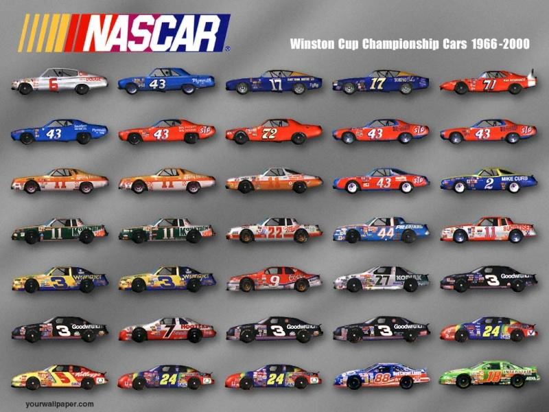 NASCAR histoire en pics Nascar10