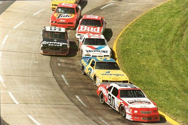 NASCAR histoire en pics Old-ra12