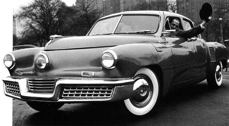 Tucker 1948 convertible! Tucker10