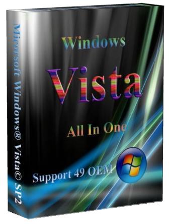حصريا :: تجميعه نسخ الفيستا الرائعه Windows Vista SP2 X86 OEM فى أخر تحديثات وبالحزمه الخدميه الثانيه بحجم 3 جيجا :: على أكثر من سيرفر  Vistas11