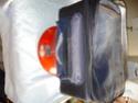 sacoches saccoche - Fabrication de sacoche latérale pour trike (siège résine)  P1000222