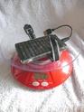 Petit support-étrier de mini-capteur solaire USB P1000226