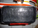 sacoches saccoche - Fabrication de sacoche latérale pour trike (siège résine)  P1000319