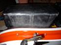 sacoches saccoche - Fabrication de sacoche latérale pour trike (siège résine)  P1000320