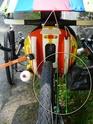 sacoches saccoche - Fabrication de sacoche latérale pour trike (siège résine)  P1000322