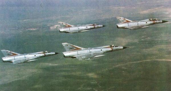 Mirage IIIC Mirage10