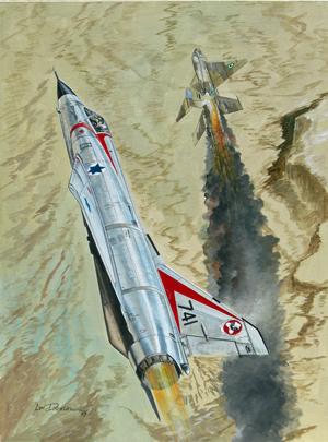 Mirage IIIC Mirage11
