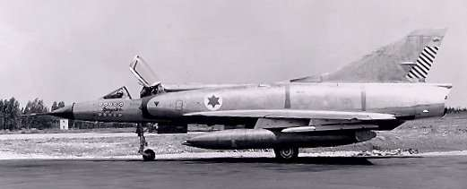 Mirage IIIC Silver10