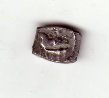 Bronze au trépied (Longostalètes) [WM n° 4267] 16