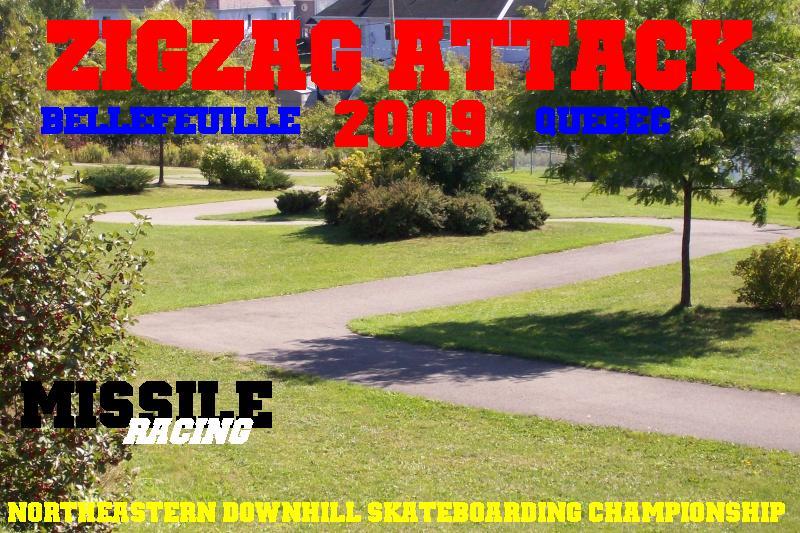 MISSILE RACING 2009 Zig10