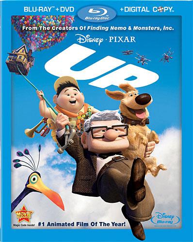 [BD + DVD] Là-Haut (16 décembre 2009) 511610