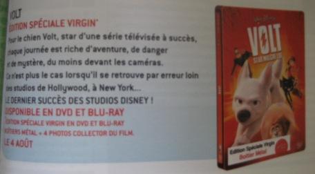 [BD + DVD] Volt, Star Malgré Lui (2009) - Page 8 Img_1510