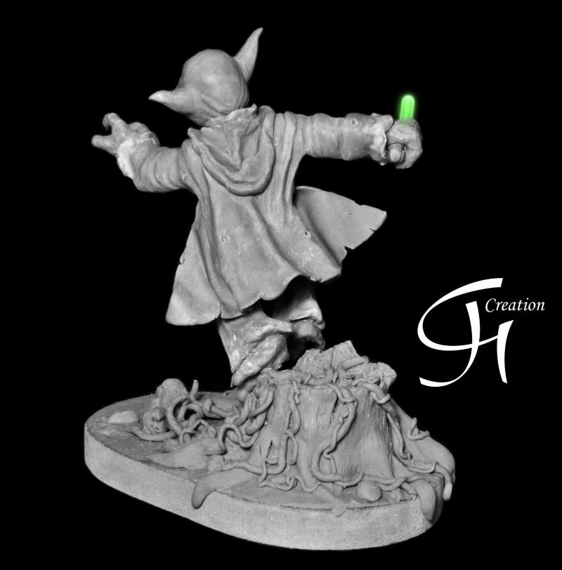 Travaux de JGCreation... (Sculpture Yoda p8) - Page 8 Yoda_p13