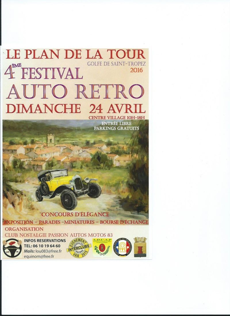 4°FESTIVAL AUTO RETRO PLAN DE LA TOUR Scan0010