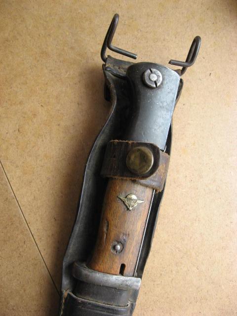 couteau fait a partir d'une baio K98 Indo_013