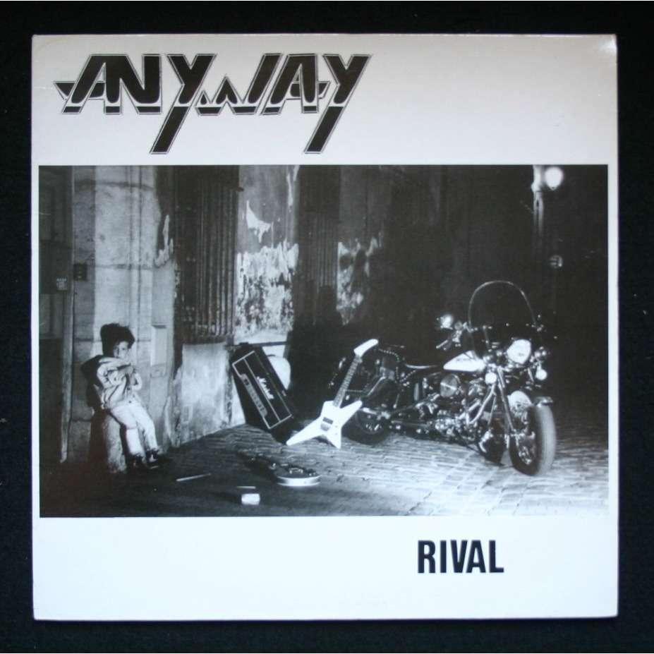 ANYWAY Rival (1988-2017) No Remorse Records Christophe Bailet 11760410