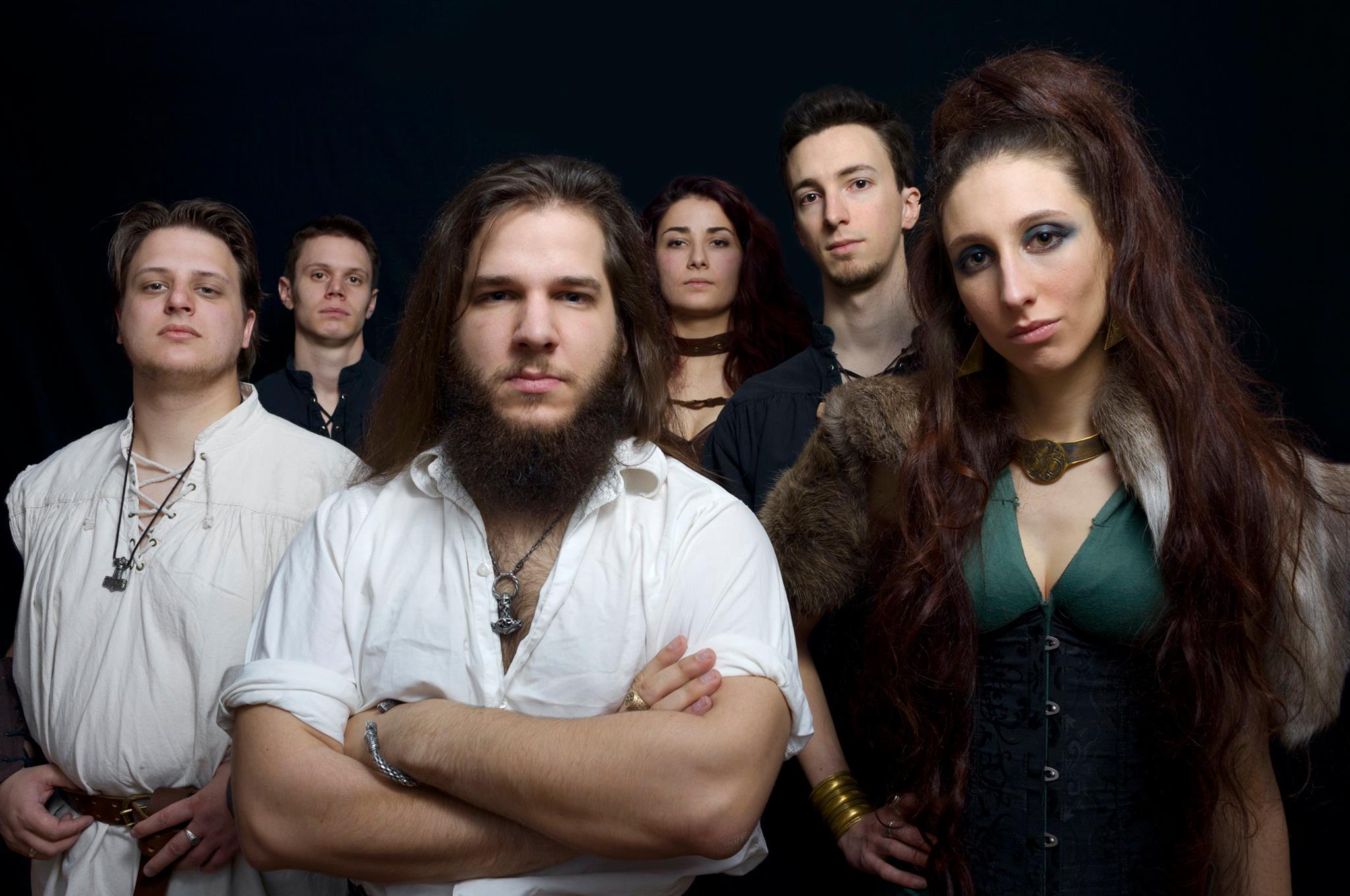 TELPERION Ahead Of Time (2015) Folk Metal  13047910