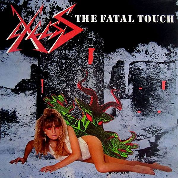 EXCESS The Fatal Touch (1990-2016) No Remorse Records Christophe Bailet  13051611