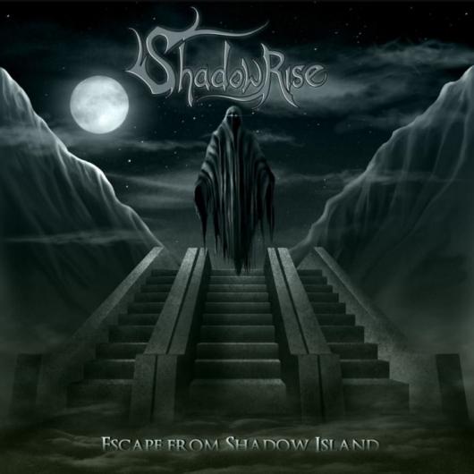 SHADOWRISE Escape From Shadow Island (2016) EP Power Metal HOLLANDE 54099-10