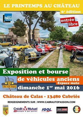 [13][01 mai 2016]6è édition Le printemps au château Cabrau10