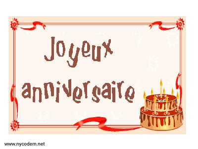 Bon anniversaire, Georges - Page 3 Annive10