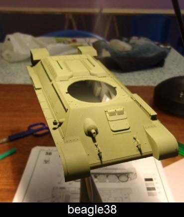 """T- 34/76 MODEL 1943 """"REVELL 114_0511"""