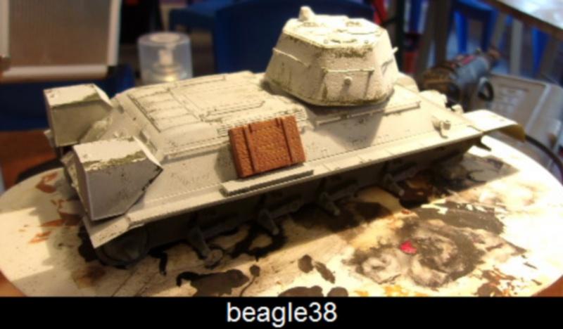 """T- 34/76 MODEL 1943 """"REVELL 114_0516"""