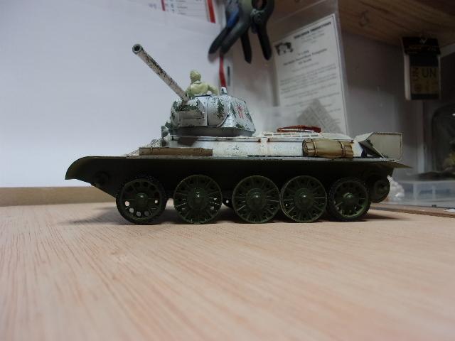 """T- 34/76 MODEL 1943 """"REVELL 114_0625"""