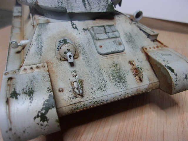 """T- 34/76 MODEL 1943 """"REVELL 114_0628"""