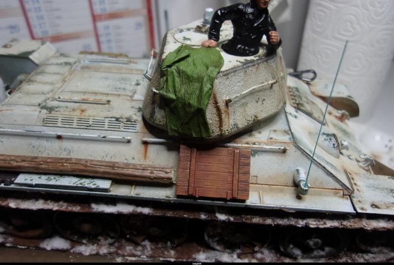 """T- 34/76 MODEL 1943 """"REVELL 114_0813"""