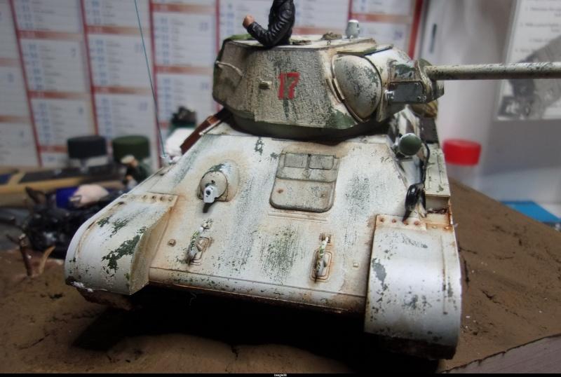"""T- 34/76 MODEL 1943 """"REVELL 114_0816"""
