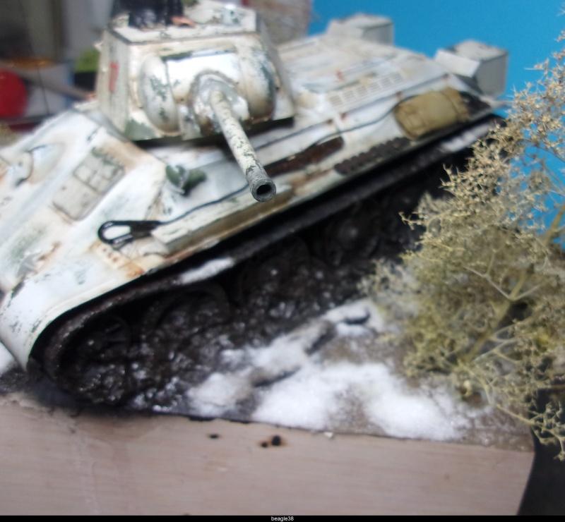 """T- 34/76 MODEL 1943 """"REVELL 114_0832"""