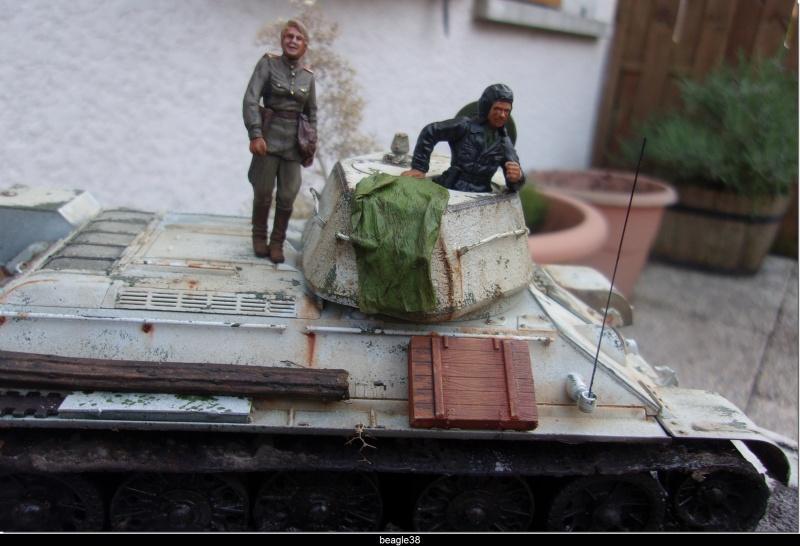 """T- 34/76 MODEL 1943 """"REVELL 114_0839"""