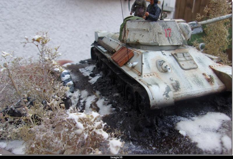 """T- 34/76 MODEL 1943 """"REVELL 114_0841"""