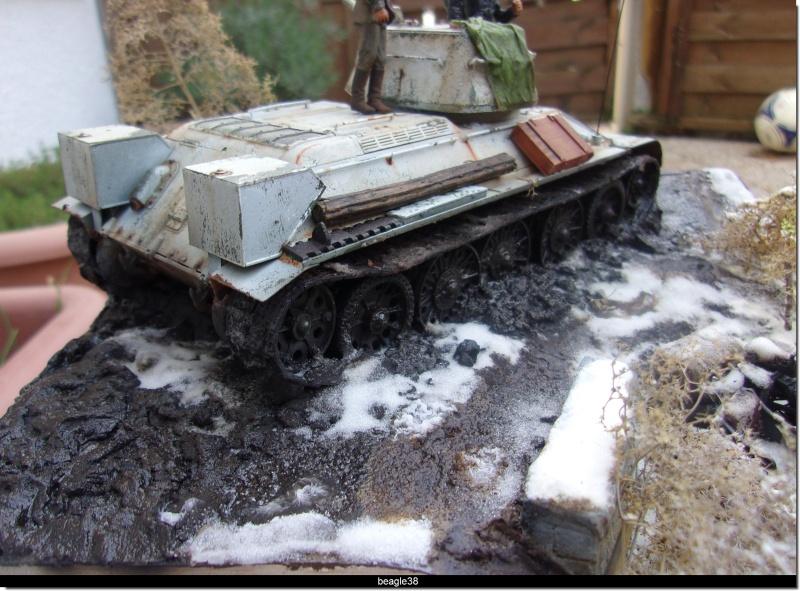 """T- 34/76 MODEL 1943 """"REVELL 114_0842"""
