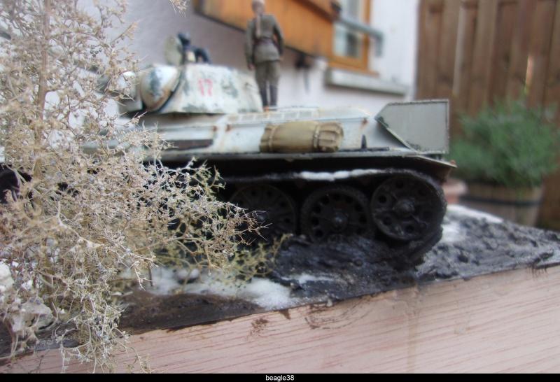 """T- 34/76 MODEL 1943 """"REVELL 114_0846"""