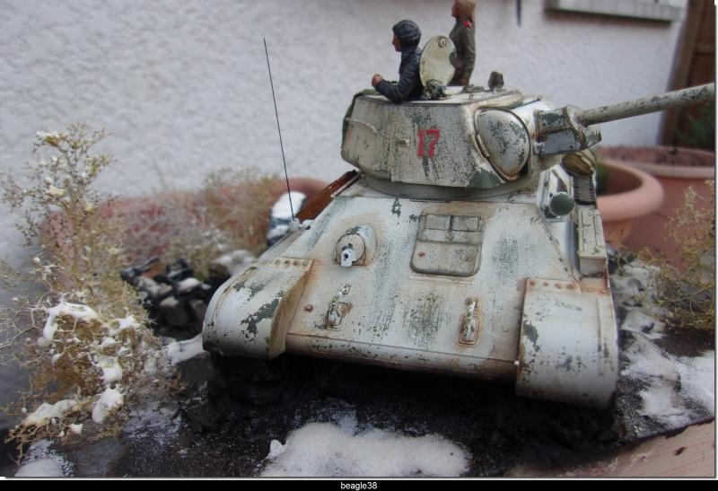 """T- 34/76 MODEL 1943 """"REVELL 114_0847"""