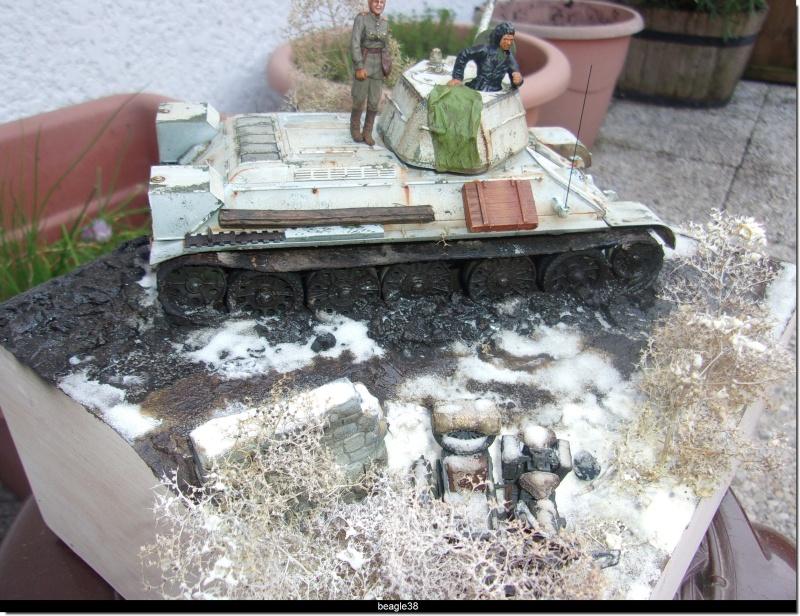 """T- 34/76 MODEL 1943 """"REVELL 114_0848"""