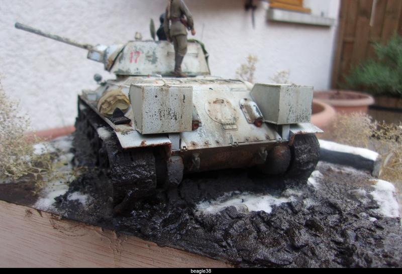 """T- 34/76 MODEL 1943 """"REVELL 114_0849"""