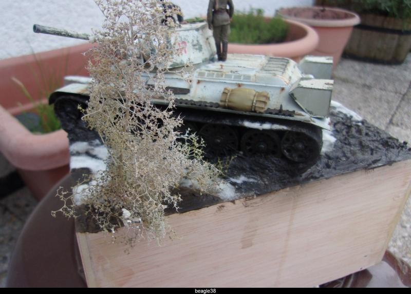 """T- 34/76 MODEL 1943 """"REVELL 114_0850"""